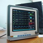 Medical Equipment 12 inch 6 Parameters Patient Monitoring