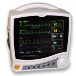"""8 """"Touch Screen Multi-parameter Patient Monitor CMS6800"""