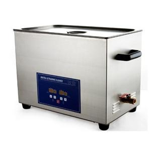 JeKen 30L Large Capacity Digital Ultrasonic Cleaner PS-100A with Timer & Heater