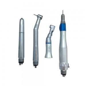NSK EX-203C Type Contra Angle Kit + PANA-AIR LED Handpiece + Air Scaler AS2000