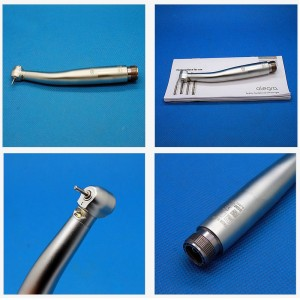 W&H Alegra TE-95 RM Large Torque E-genertor LED High Speed Handpiece Midewest 4 Hole