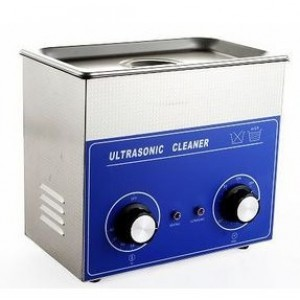 JeKen 3.2L Dental Ultrasonic Cleaner with Timer and Heater PS-20